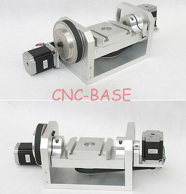 Cnc Router 4axis Rotary Axis. 5th Axis A Axis For Engraving Machine Cnc Router