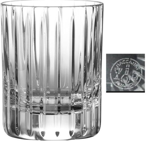 Baccarat Crystal HARMONIE Double Old Fashioned Glass