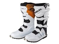 Oneal motorcross boots size 9/10