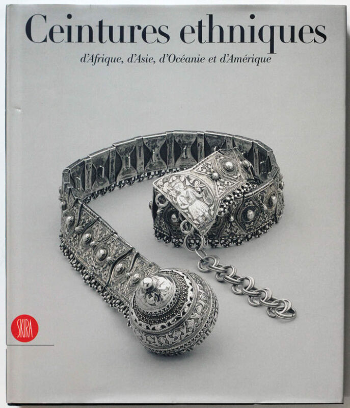 Ethnic jewelry 2004 book, Africa, Asia, Oceania, America