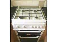 BEKO GAS COOKER 6 MONTH OLD IMMACULATE