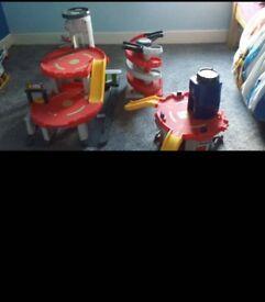 Elc garage set