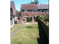 Your 4 bed Sutton/Kirkby in ashfield for my 3 bed Hucknall!!!!!