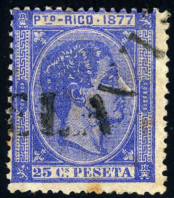 Isabella Puerto Rico (PUERTO RICO 16 USADO LINEAL ISABELLA )