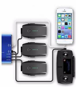 5in1 Battery Parallel Charger USB phone Charger for DJI MAVIC PRO Padbury Joondalup Area Preview