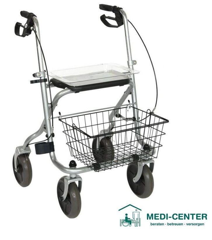 "Rollator Drive Medical ""Migo 2G""  NEUWARE mit Korb, Tablett und Stockhalter"