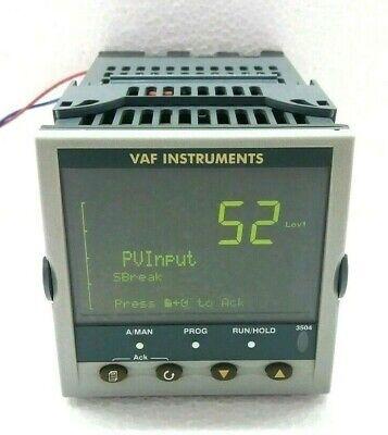Vaf Instruments Eurotherm 3504 Process Controller
