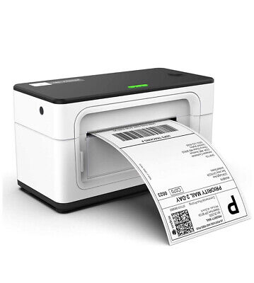 Munbyn High Speed Thermal Label Printer 4x6 Barcode Shipping With Free Labels