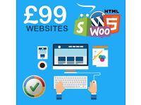 Website Design, Logo Design, SEO, Internet Marketing, Ebay, Amazon Listings - Web Level, Bradford.