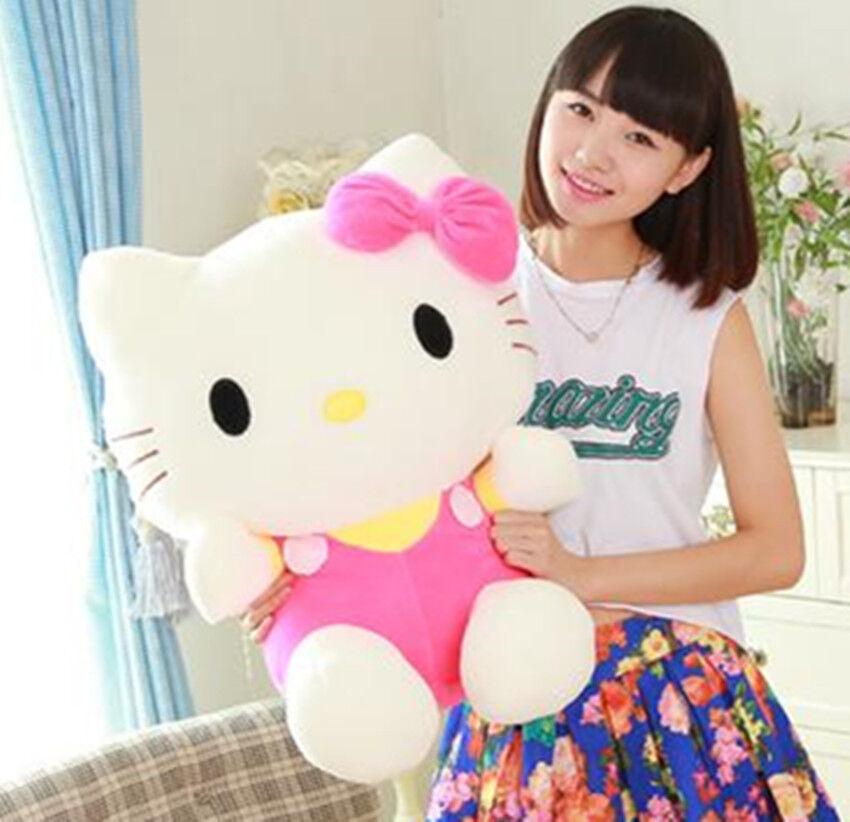 23.6/'/' Giant big Japanese Sanrio Jumbo Hello Kitty Plush Toys gift