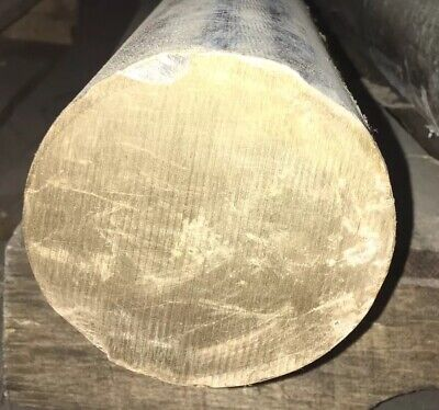 4 14 Diameter C932 Bearing Bronze Round Rod Bar Stock - 4.25 X 3 Length