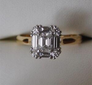 Diamond ring Albury Albury Area Preview