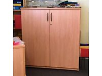 Cabinet (currently with 3 lots of hanging files - could be adapted for other uses)