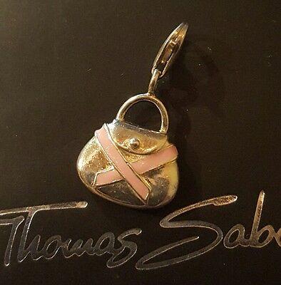 Thomas Sabo Pink ribbon Tasche Charm Charity