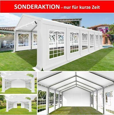 5x10m Partyzelt Festzelt Pavillon Bierzelt Veranstaltungszelt Event SMART PE NEU online kaufen