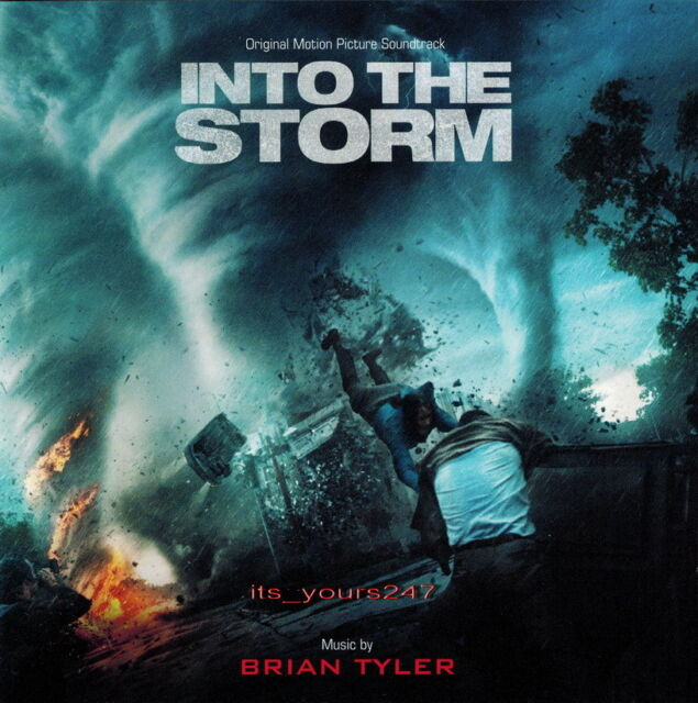 Into The Storm - Original Soundtrack [2014] | Brian Tyler | CD