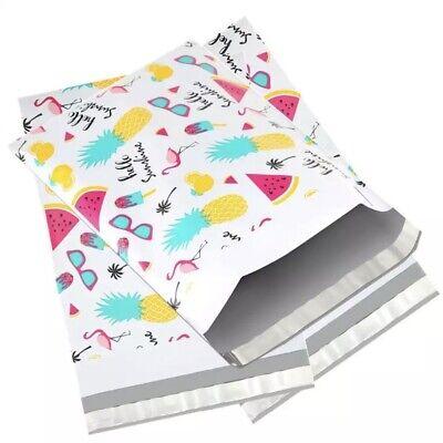20 pcs 6x9' pattern printed Poly Packaging Seal Mailing Postal Bags Envelopes
