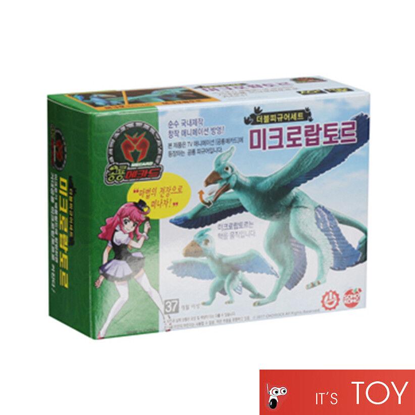 Dino Mecard Double Figure OPHTHALMOSAURUS OPHTHALMO Dinosaur Tinysaur Sonokong
