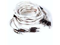 Black Rhodium Samba Speaker Cables