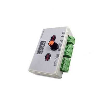 Reversible Stepper Motor Speed Regulator Pulse Signal Controller Stepping Led