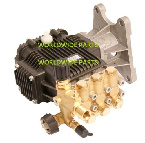 "Pressure Washer Pump 4000PSI 4GPM 1"" Horizontal Shaft Fits replaces EZ4040"