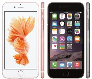 I phone 6 , 6s 16 gig cell phones