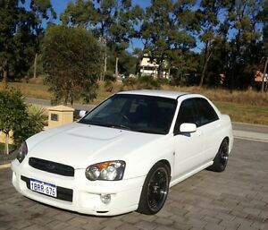 2004 Subaru Impreza GX Swan View Swan Area Preview