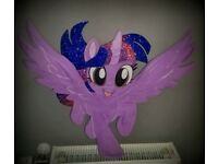 Pony wall light