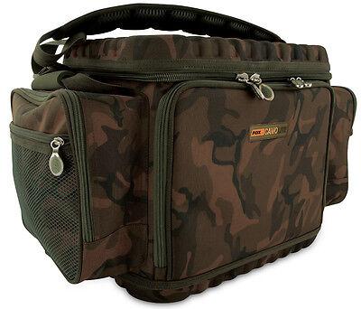 Fox NEW Camolite Carp Fishing Camo Lite Luggage Barrow Bag  - CLU285
