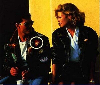 FANCY DRESS HALLOWEEN COSTUME PARTY MOVIE TOP GUN MAVERICK JACKET PATCH 14 of 17