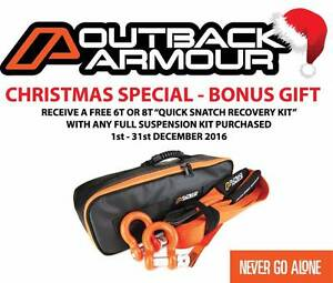 OUTBACK ARMOUR SUSPENSION CHRISTMAS SPECIAL Newcastle Newcastle Area Preview