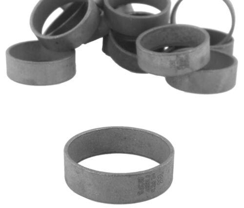 "(100) 1/2"" PEX Copper Crimp Rings by PEX GUY Lead Free"