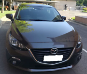 2015  Mazda3 Sedan Maxx Safety Capital Hill South Canberra Preview