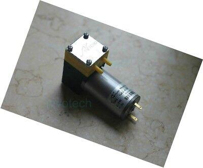 New Dc12v 50kpa Dc Micro Vacuum Pump Pumping Air Pump Air Sampling Liquid Pump