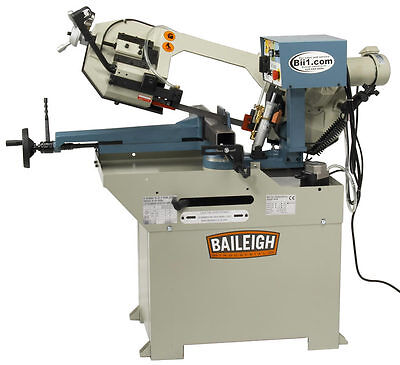 New Baileigh Bs-250m Horizontal Band Saw