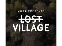 Lost village festival ticket