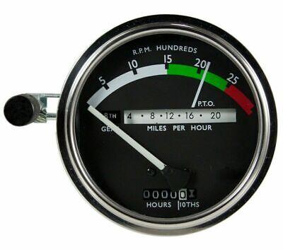 New Tachometer For John Deere White Needle Powershift 2510 2520 3020 4020