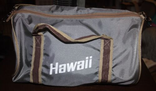 Vintage S&D SALES NEW OLD STOCK HAWAII TRAVEL BAG