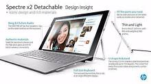 "HP Spectre X2 12"" 2 in 1 a002tu Laptop Tablet extended warranty Launceston Launceston Area Preview"