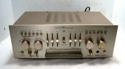Uncommon Marantz Model SG-7 Preamp (Preamplifier)