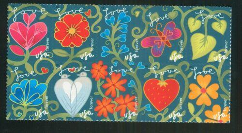 U.S. - 4531-40  - Garden of Love - EXTRA FINE - Never Hinged
