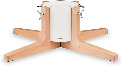 Tree Nest (#220675) Large White Rustic Christmas Tree Stand