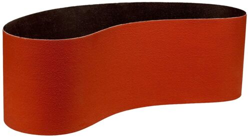 3M Cloth Belt 777F, 6 in x 60 in P120 YF-Weight L-Flex, Orange (Pack of 20)