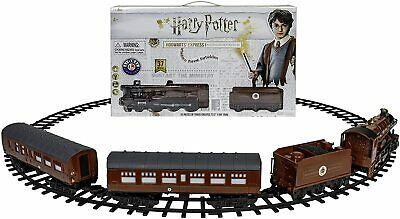 Lionel Hogwarts Express Battery-Powered Model Train Ready to Play Set