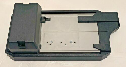 Vintage Bartizan Credit Card Imprinter Manual Swiper Slider Hard Copy