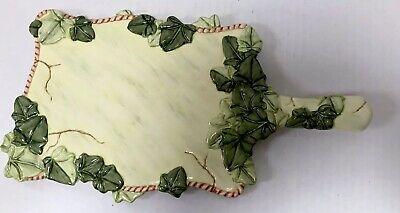 Indigo Gate for SilvestriCeramic Cheese Board  English Ivy Vintage