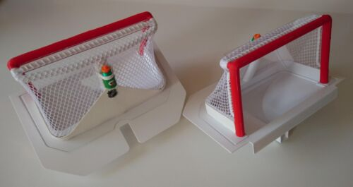SUPER CHEXX - DOME HOCKEY 2x GOAL/NET UPGRADE (with chutes) STANDARD PRO