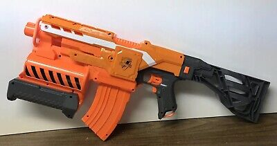 Nerf N-Strike Elite 2-in-1 Demolisher Blaster Missile Rocket Launcher & Magazine