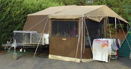 Sundowner Off-road Camper trailer Tumut Tumut Area Preview
