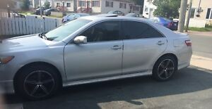 Toyota Camry 07; Sport Edition (V6 - 3.5L; Sunroof)